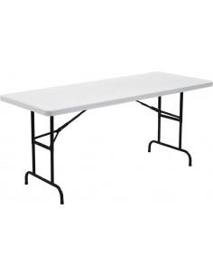 Table Rectangulaire Buffet Rehaussé
