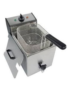 Friteuse simple 8 litres